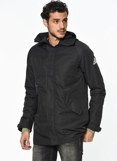 adidas Outdoor Kapüşonlu Mont Siyah